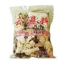 ZF Shi Liao Soup Mix 165g
