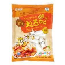 KF Cheese Rice Cake 500g