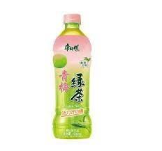 Master Kong Plum Green Tea 500ml