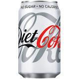 Diet Coca Cola 330ml