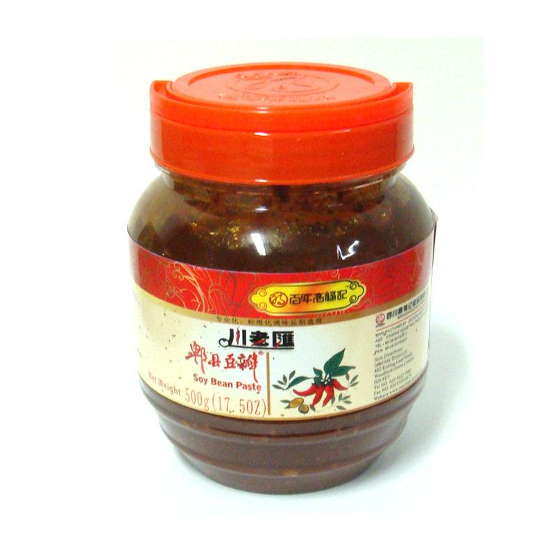CLH Fermented Broadbean Sauce 500g