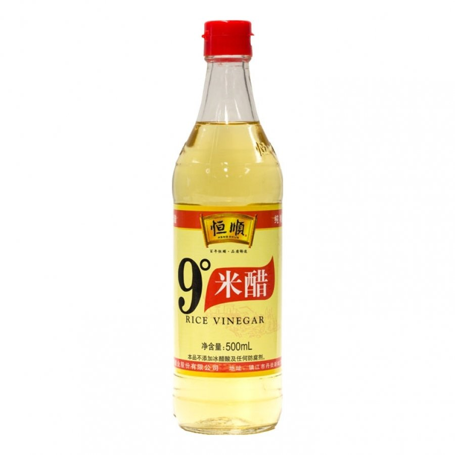 Heng Shun Rice Vinegar 500ml