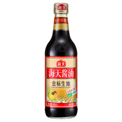 HT Soy Superior Soy Sauce 500ml