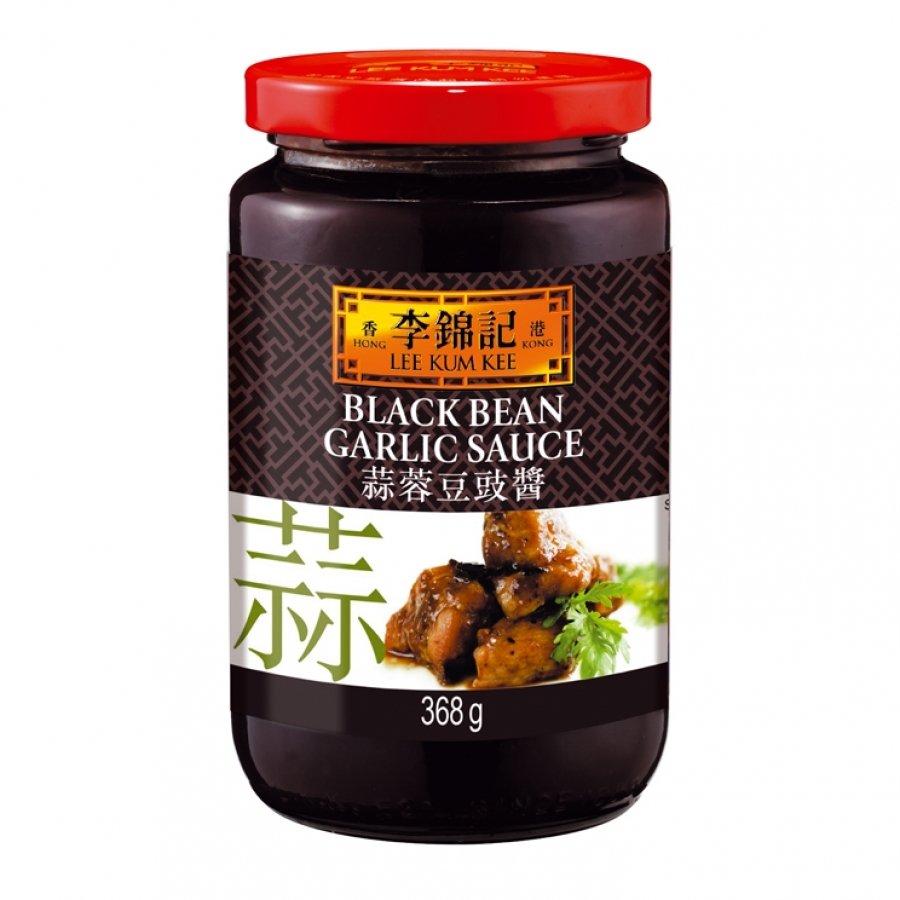 LKK Black Bean Garlic Sauce 368g