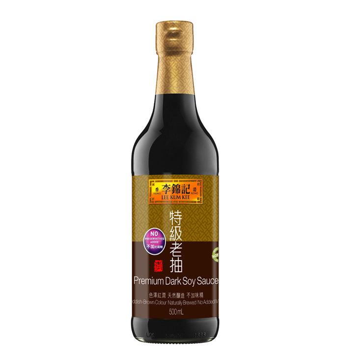 LKK Premium Dark Soy Sauce 500ml