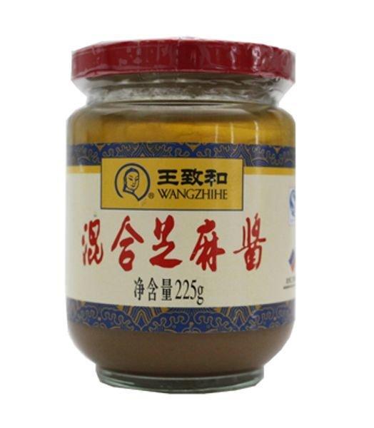 WZH Mixed Sesame Paste 225g