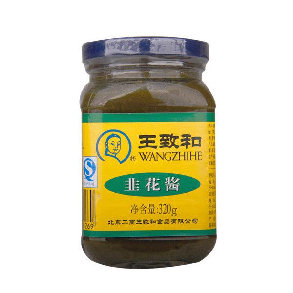 WZH Leek Flower Sauce 320g