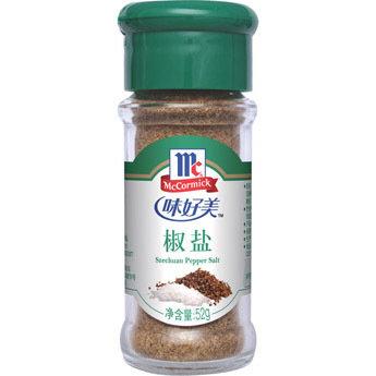 McCormick Sichuan Pepper Salt 52g