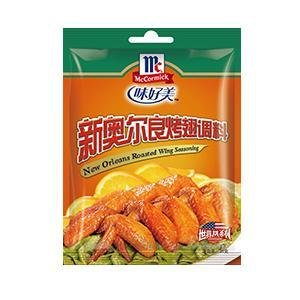 味好美新奥尔良烤翅调料(袋) MC New Orleans Roasted Wing Seasoning 35g