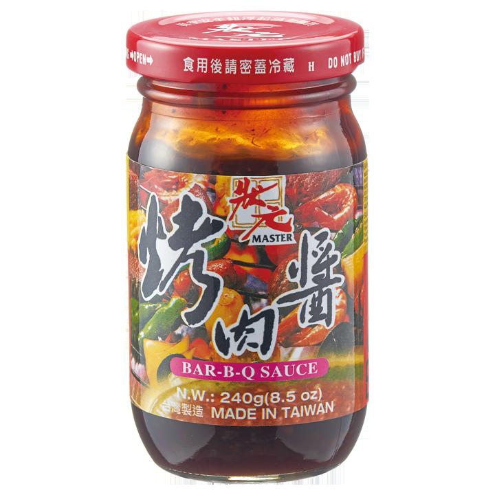 MS BBQ Sauce 240g