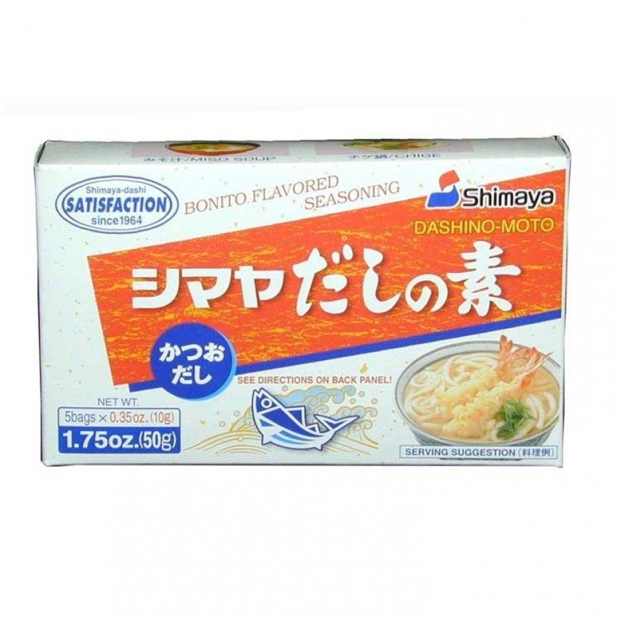 Shimaya柴鱼/鰹鱼高汤块 Shimaya Bonito Soup Stock  50g