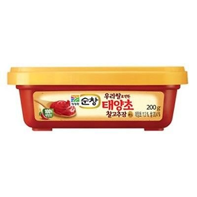 Sun Gochujang Korean Hot Pepper Paste 200g