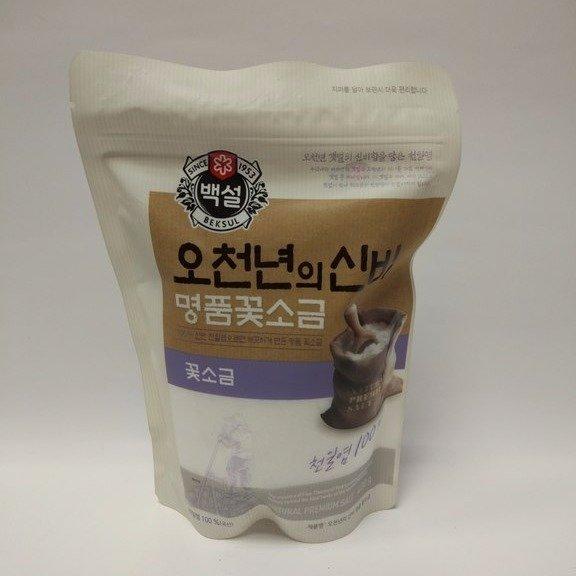 Beksul Natural Premium Salt 400g