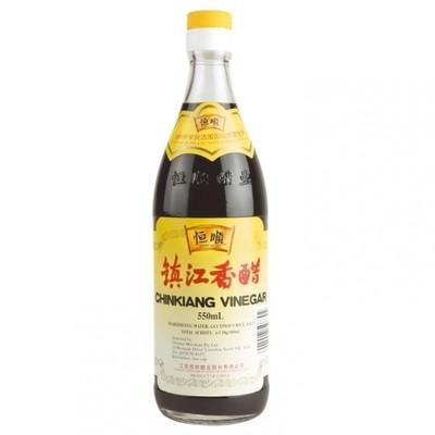Heng Shun Chinkiang Vinegar 550ml
