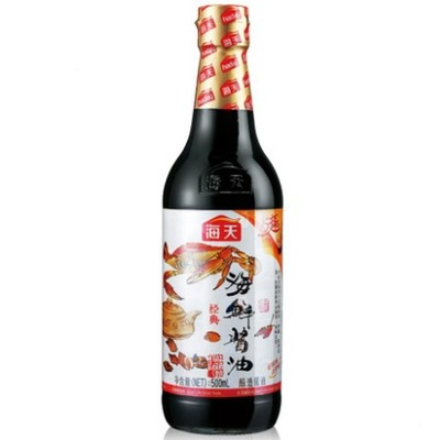 HT Seafood Soy Sauce 500ml