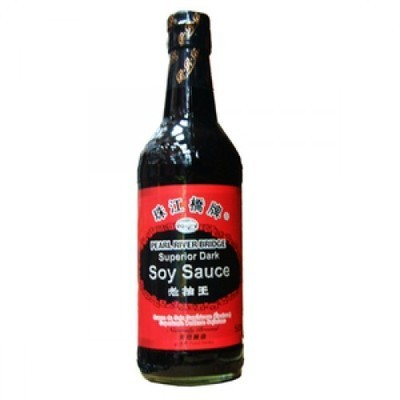 Pearl River Superior Dark Soy Sauce 500ml