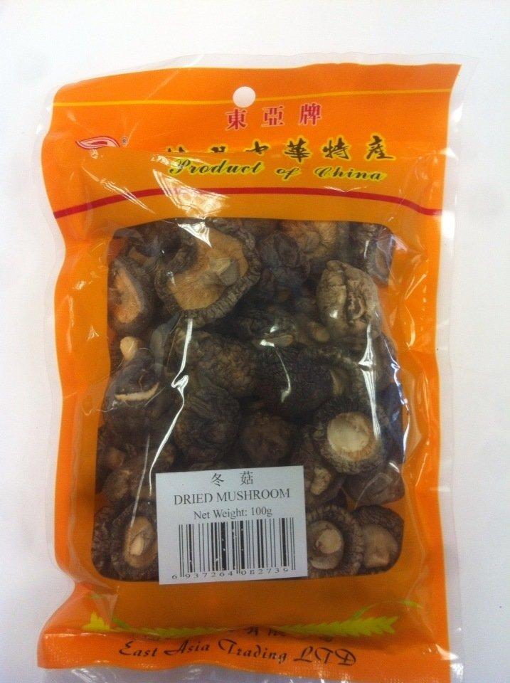 EA Dried Mushrooms 100g