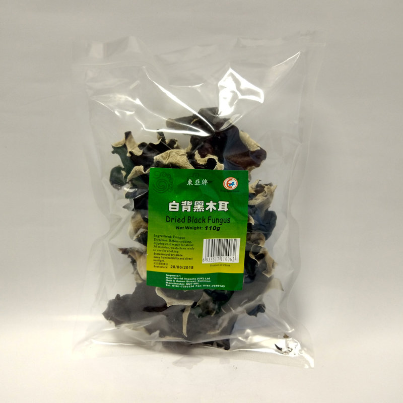 EA Dried Black Fungus 110g