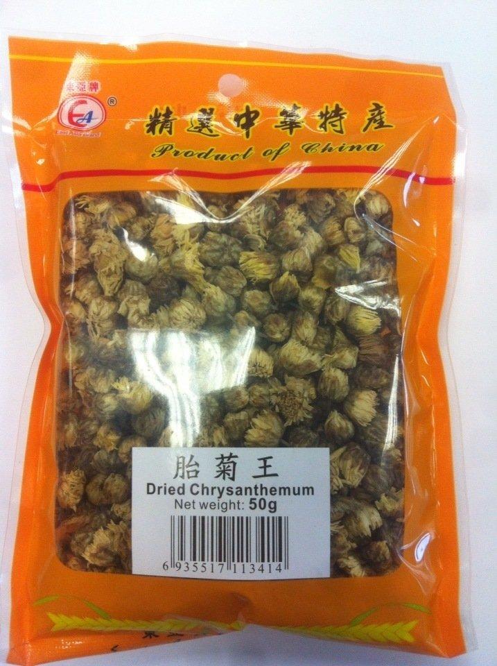 EA Dried Chrysanthemums 50g