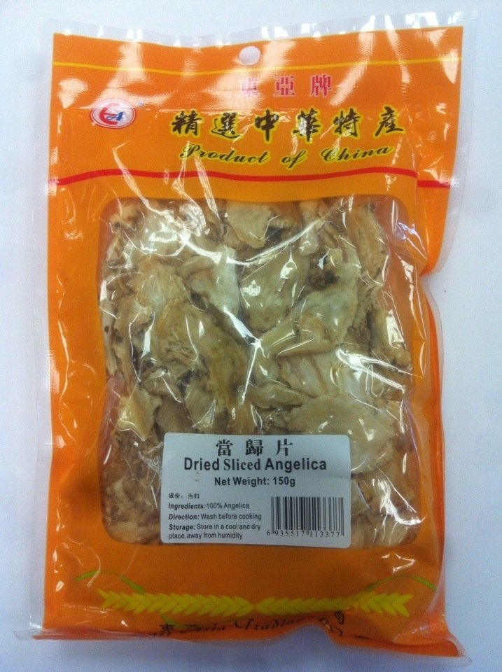 EA Dried Angelica 150g