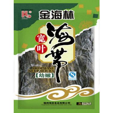 Jinhailin Prophase Kelp Slices 150g
