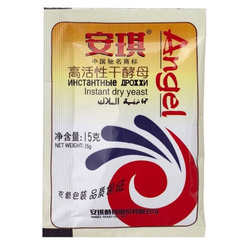 Angel Instant Dry Yeast 15g