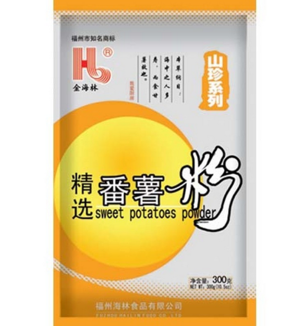 JHL Sweet Potato Powder 300g