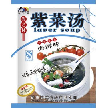 Haizhilin Laver Soup 80g