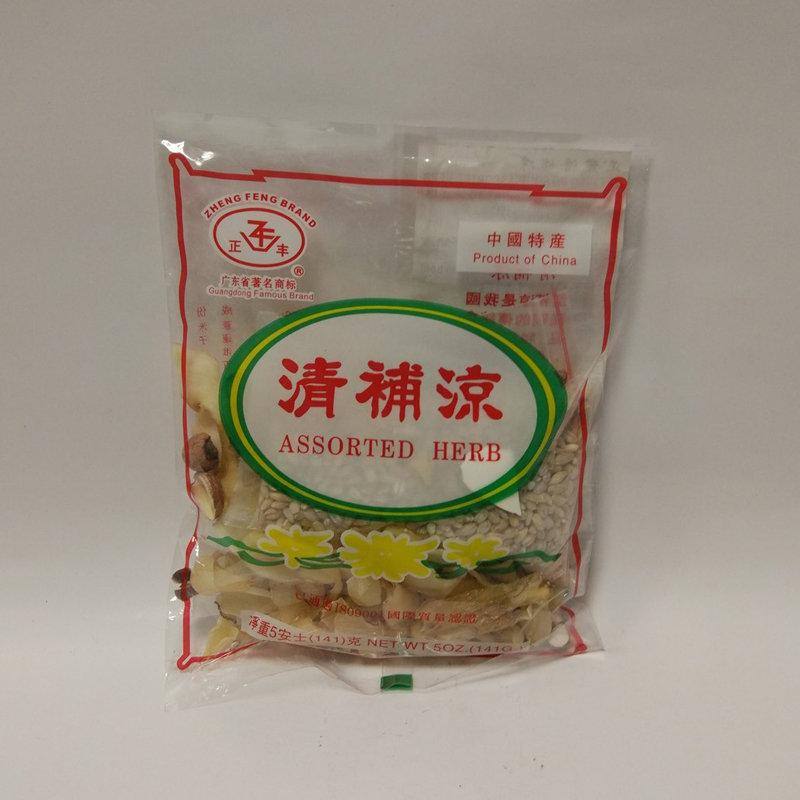 正丰清补凉 ZF Ching Po Soup 141g