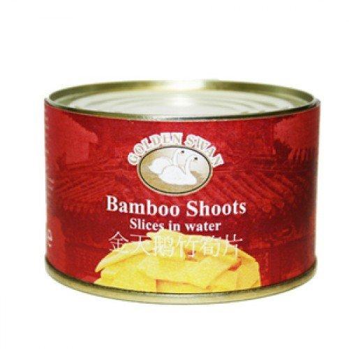 金天鹅竹笋片 Golden Swan Bamboo Shoots - Sliced 227g