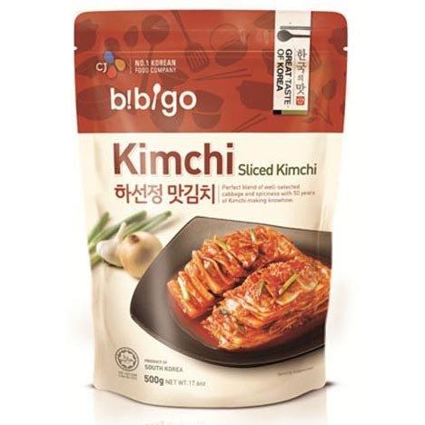 CJ 切块泡菜 CJ bibigoSliced Kimchi 500g