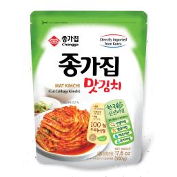 Chongga Mat Kimchi 500g