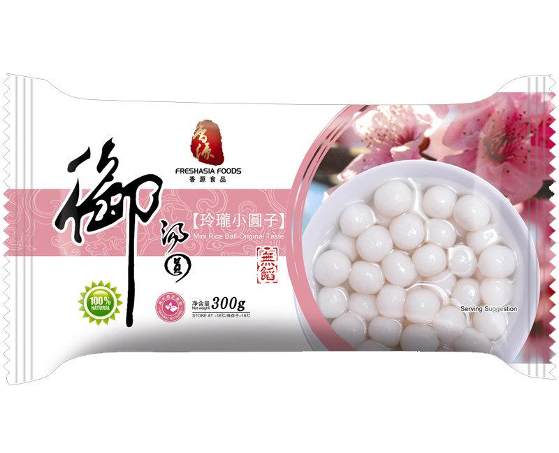 Fresh Asia Mini Rice Ball Original 300g