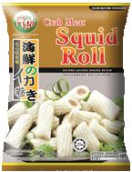 Figo Squid Rolls 200g