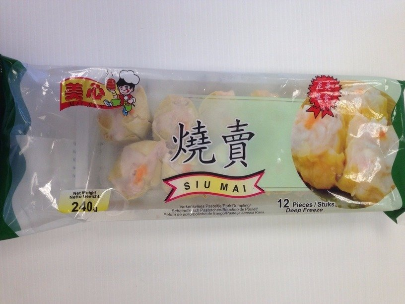 美心烧卖(12只装) MS Pork Siu Mai 12pcs 240g