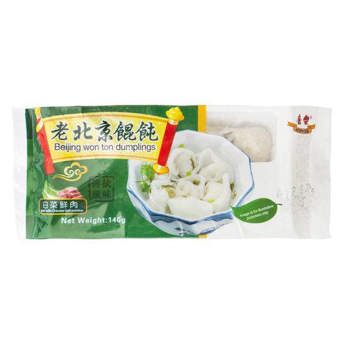HR Beijing Wonton - Pork with Chinese Leaf 140g