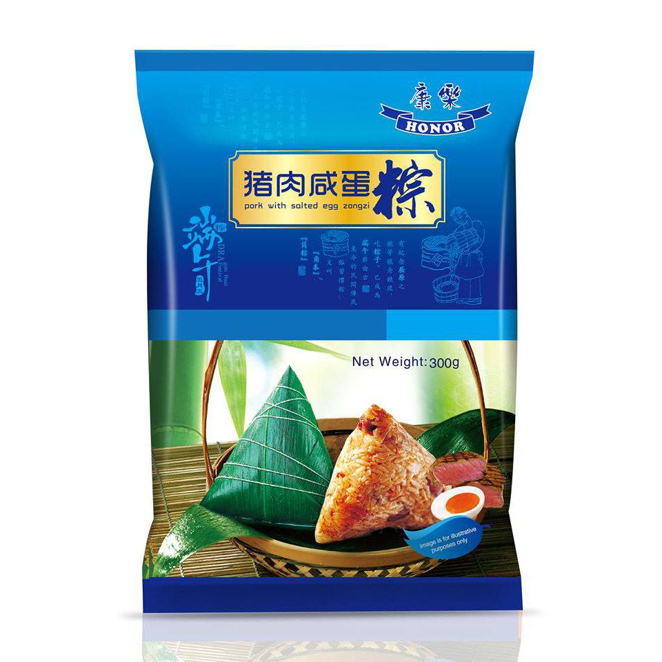 Honor Pork Salted Egg Zongzi 300g