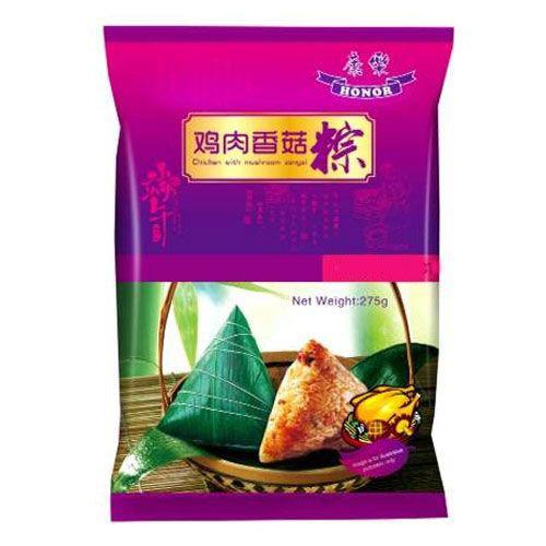 康乐鸡肉香菇粽 Honor Chicken Mushroom Zongzi 300g