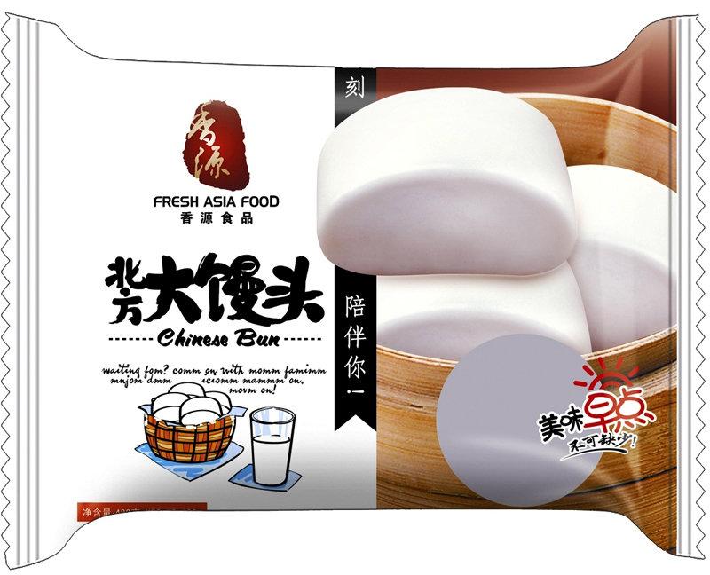 Fresh Asia  Chinese Buns 480g