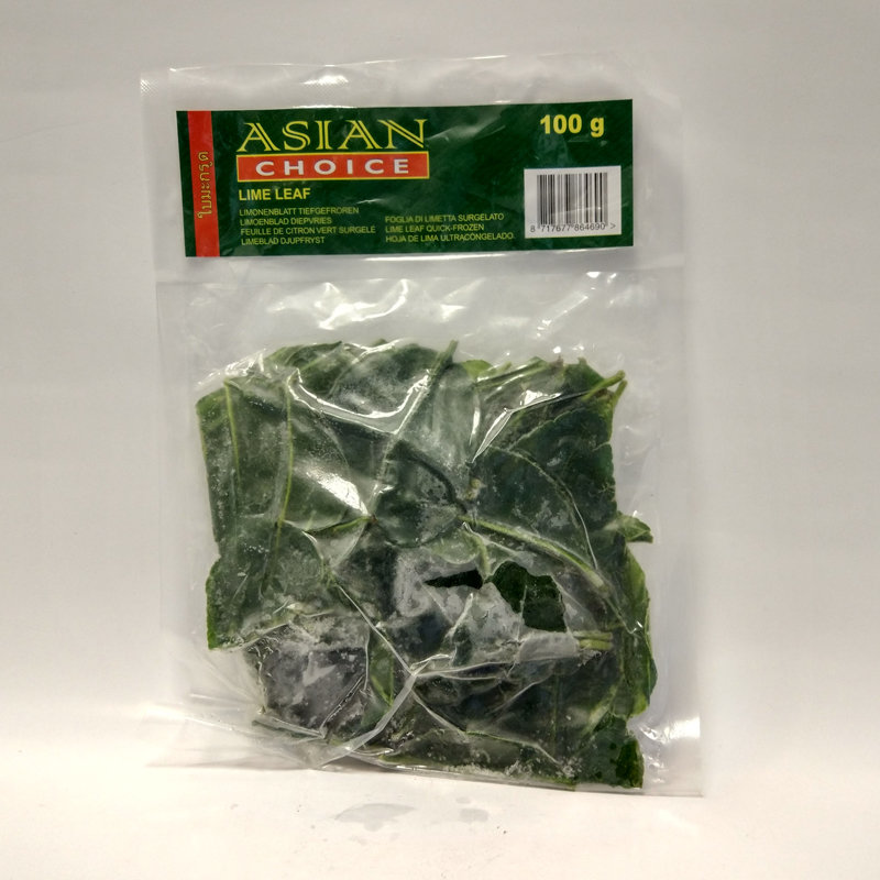Asian Choice Lime Leaf 100g