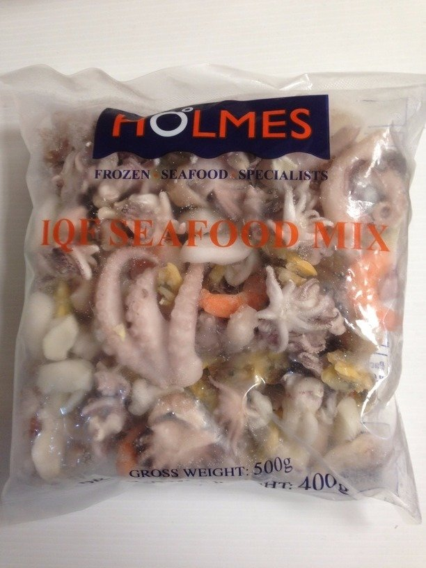 Holmes Mixed Seafood 400g