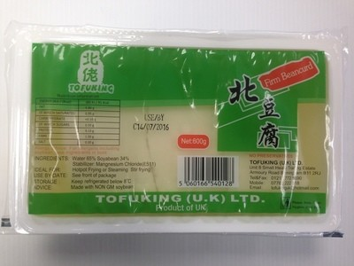 Tofu King Firm Tofu 600g