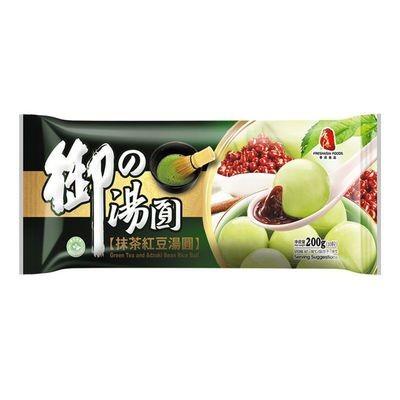 Fresh Asia  Green Tea & Adzuki Bean Rice Ball 200g