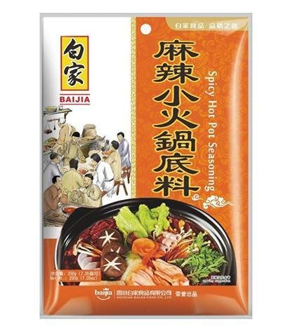BJ Hotpot Base -Spicy 200g