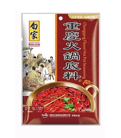 BJ Chongqing Hotpot Base 200g