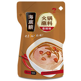 HDL Hotpot Dipping Sauce Spicy 120g