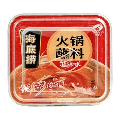 HDL Hotpot Dipping Sauce Hot & Spicy 140g