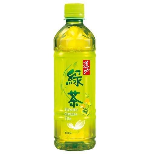 Tao Ti Honey Green Tea 500ml
