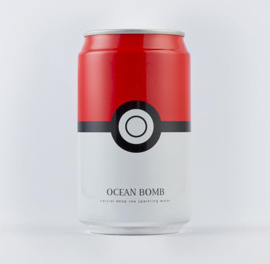 YHB Ocean Bomb Original 330ml