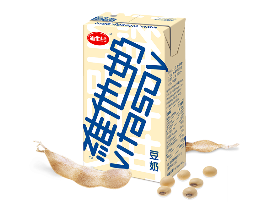 Vita Soybean Milk 6 x 250ml